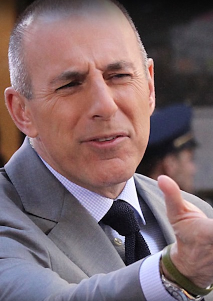 How Matt Lauer Blew a $25 Million a Year Job as Today Show Host (video) 6