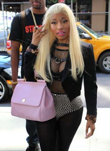 Nicki Minaj Hot for Madonna, Not So Much Lady Gaga (watch!) 36
