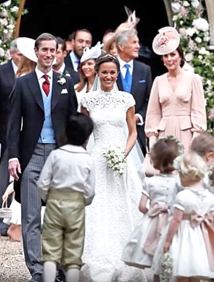 pippa middleton wedding dress diet exercise kate middleton fashion