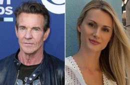 Dennis Quaid is heading for another marriage to a 26-year-old college student. (Photo: Bang ShowBiz/LinkedIn)