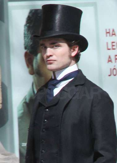 Robert Pattinson Down, Out in New Bel Ami Clip (watch) 2