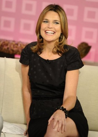 Savannah Guthrie Debuts on Today; Bubbly is Back (watch!) 30