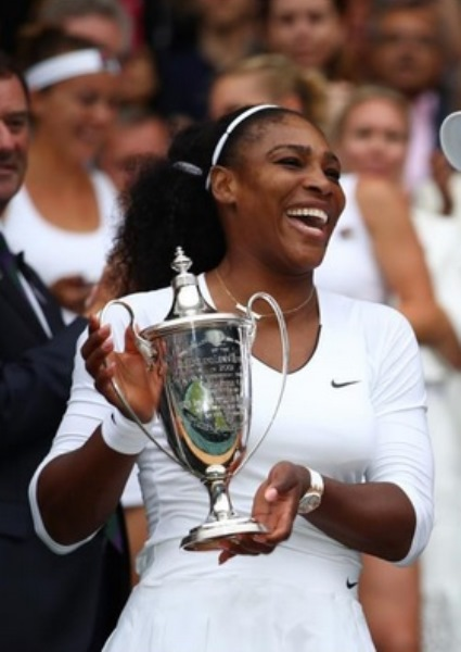 Serena Williams Sexy Twitter Photo Causes Uproar (photo) 10