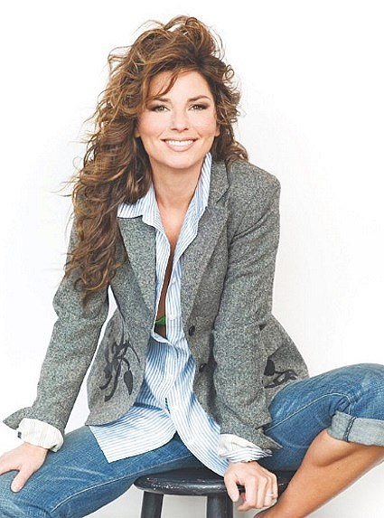 shania twain new album shania now vegan vegetarian diet yoga workout