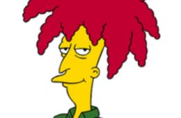 Simpsons 'evil genius' Sideshow Bob is at the center of the GOP's Trump impeachment defense. (Photo: Fox)