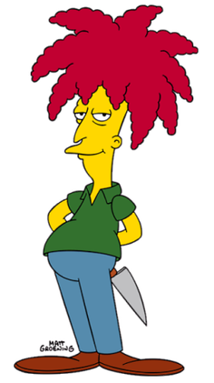 Sideshow Bob:: 'Convicted of a crime I didn't even commit. Hah! Attempted murder?' (Photo: Fox)