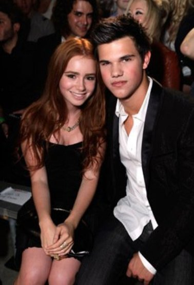 Abduction's Taylor Lautner, Lily Collins; Are They an Item? 27