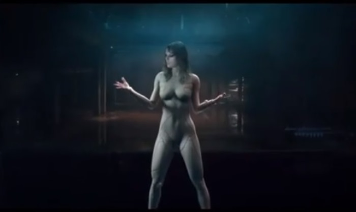 Taylor Swift Flirts With Nudity in New Sci-Fi 'Ready for It?' Video (See!) 4