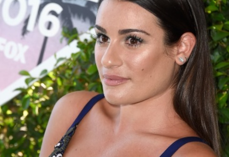 Lea Michele as Sexy as It Gets in New Interview (video) 30