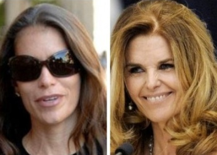 Maria Shriver Lawyers Up for Nasty Divorce Fight, or Not? 10