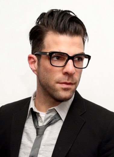 Zachary Quinto Puts Career on Line With Gay Announcement 7